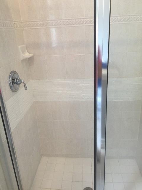 Shower Tile Refinishing Richmond VA